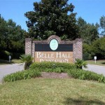 Belle Hall Plantation is located in Mount Pleasant, SC