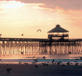 folly beach south carolina charleston towns cities and islands
