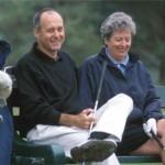 2 golfers in Shallotte, North Carolina