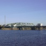 Bridge at Surf City, North Carolina
