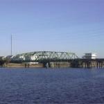 Bridge at Surf City, North Carolina