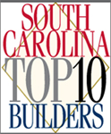 South Carolina Top 10 Builders