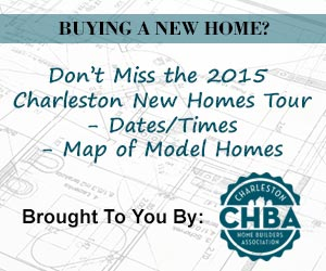 2015 Charleston New Homes Tour, the perfect place to start your search for a new home