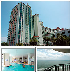 Caribbean Resort Oceanfront Condos In Myrtle Beach